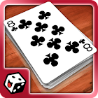 Crazy Eights free card game icon