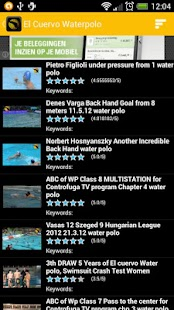 El Cuervo Waterpolo - screenshot thumbnail