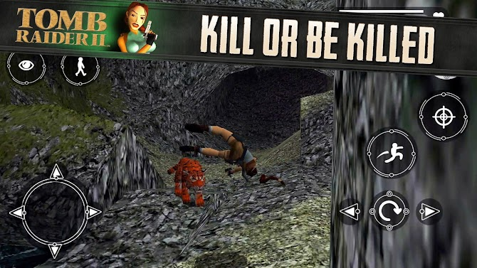 Tomb Raider II Android 1
