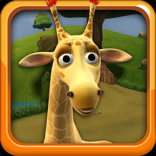 說話的長頸鹿 娛樂 App LOGO-硬是要APP