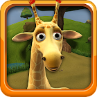 Talking Giraffe icon