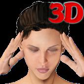 3D Face Acupressure