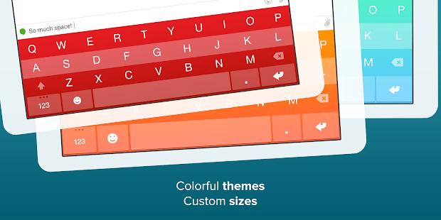 Fleksy + GIF Keyboard- screenshot thumbnail