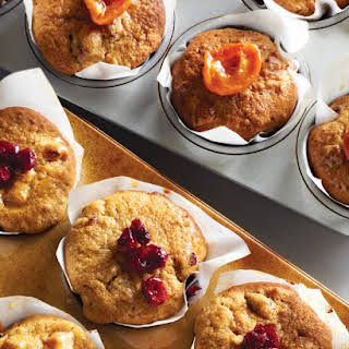 Mini Honey Fruitcakes.