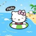 Hello Kitty Little Angel icon