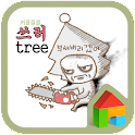 Tree dodol launcher theme icon