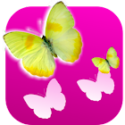 Butterflies Memory Game icon