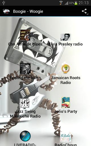 Boogie - Woogie RADIO