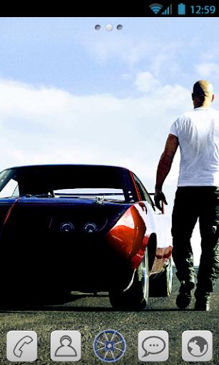 Fast Furious 6 HD-GoLauncher