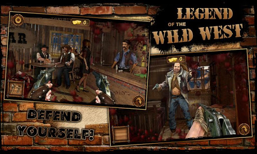 Legend of the Wild West Full