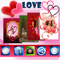 Romantic & Love Photomontages icon