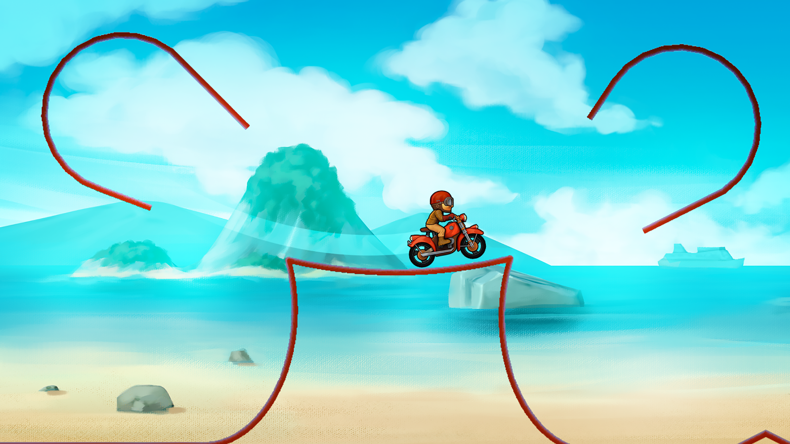 Bike Race Free - Top Free Game- screenshot