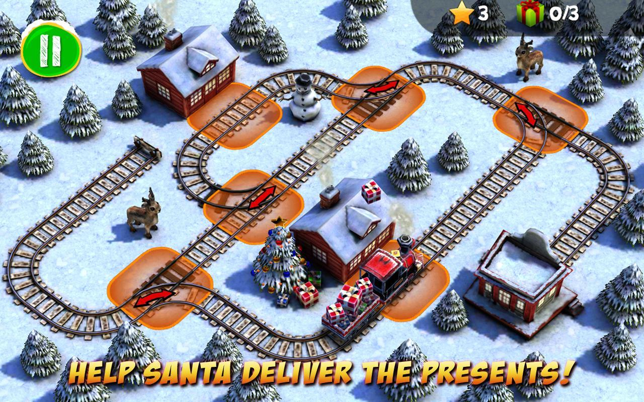Train Crisis Christmas- screenshot