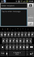 Screenshot of Hungarian for Perfect keyboard