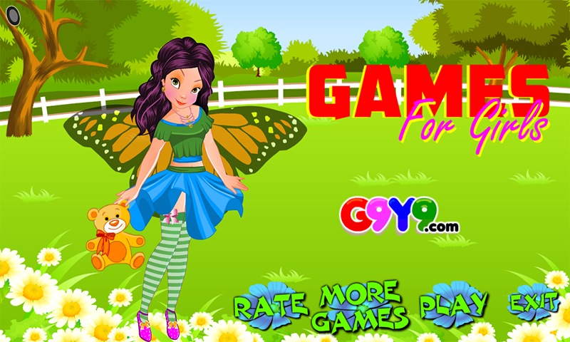 fashion girl fairy- screenshot