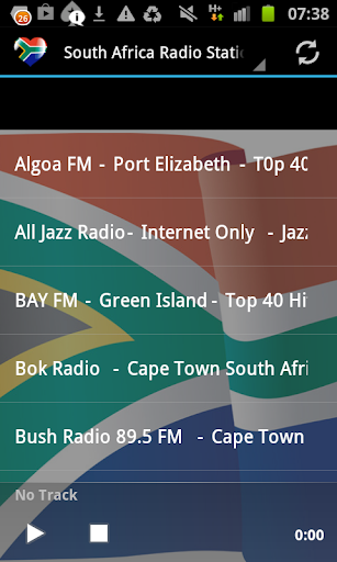 South African Radio Music News