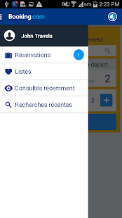 Booking.com - 600 000+  hôtels - screenshot thumbnail