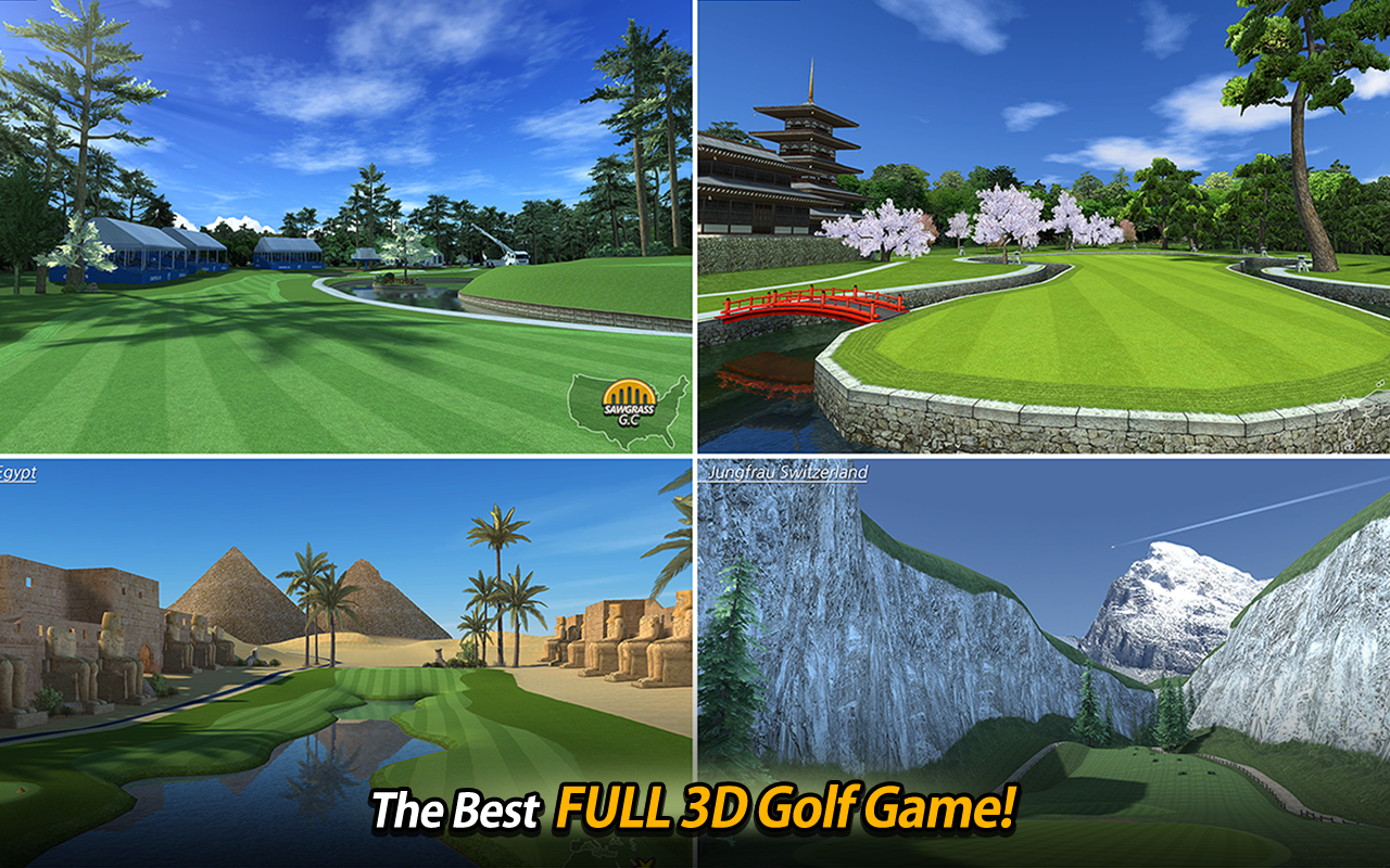 Golf Star™- screenshot