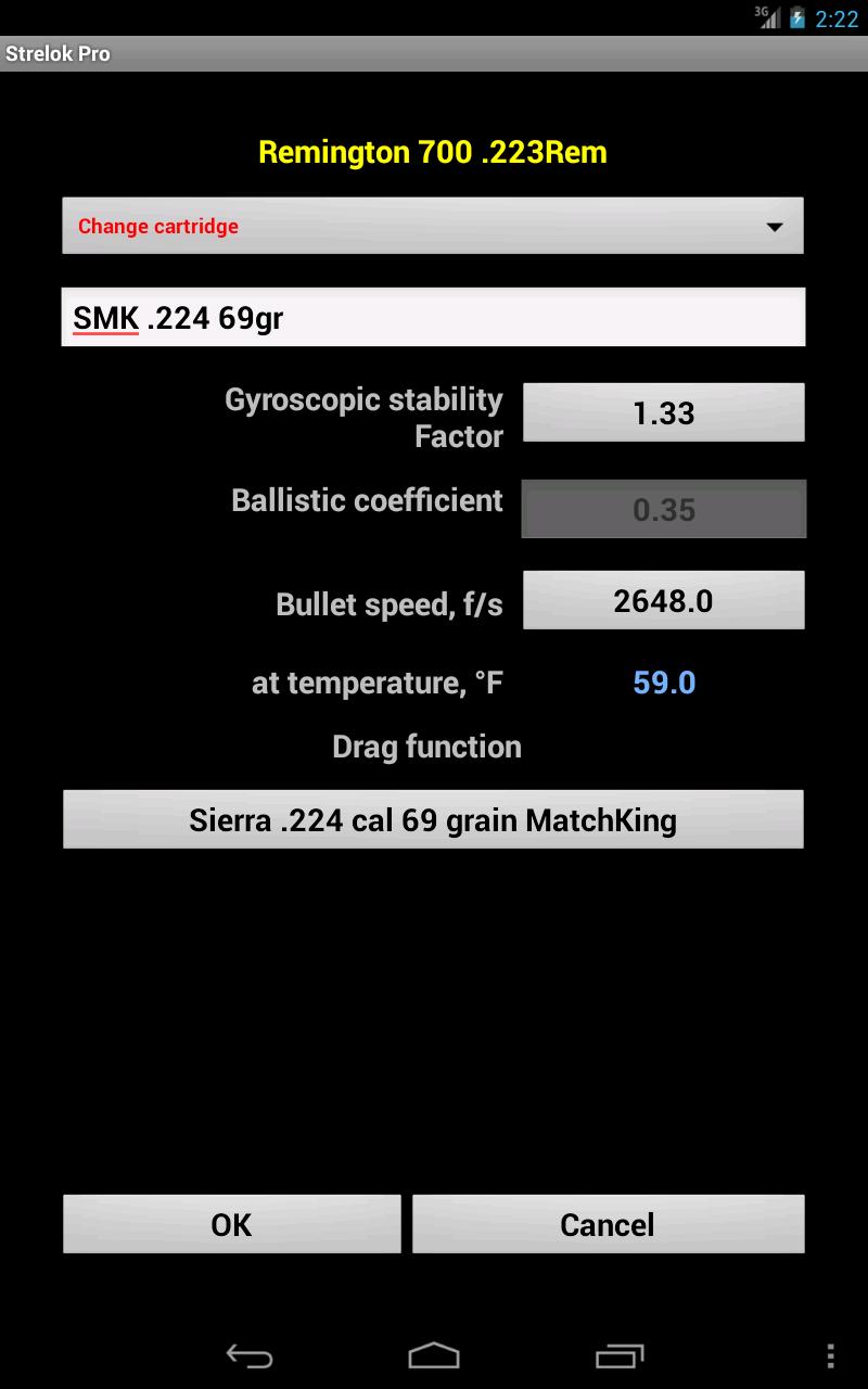 Strelok Pro Screenshot 18