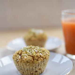 Pina Colada Energy Muffins