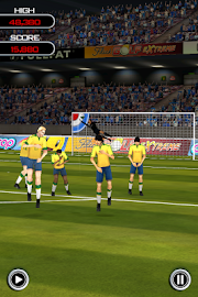 Flick Soccer! Screenshot 14
