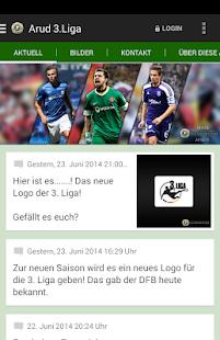Alles rund um die 3.Liga - screenshot thumbnail