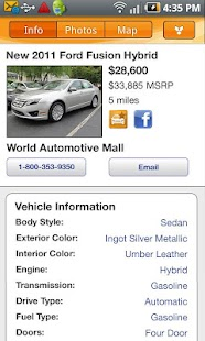 AutoTrader.com - screenshot thumbnail