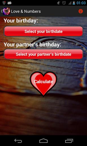 【免費生活App】Love & Numbers-APP點子