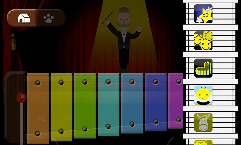 Xylophone Master - Music Game- screenshot