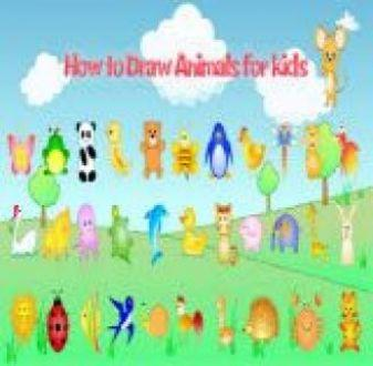 How To Draw Animals Art Lesson