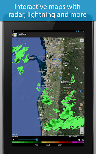 Weatherzone Plus for PC