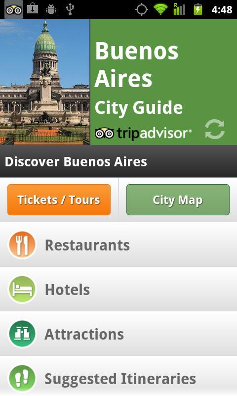 Buenos Aires City Guide screenshot #1