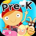 Animaux Pre-K pour les enfants icon