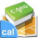 c:geo - calendar plugin icon