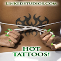 Hot Tattoos logo