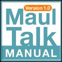 Maul Talk Manual: DogsBite.org icon