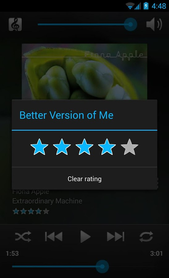 Remote for iTunes - Trial - screenshot