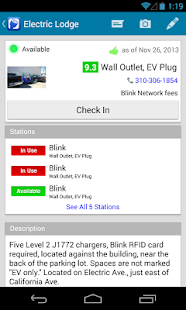 PlugShare - screenshot thumbnail
