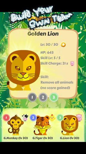 動物破壞王-三消遊戲