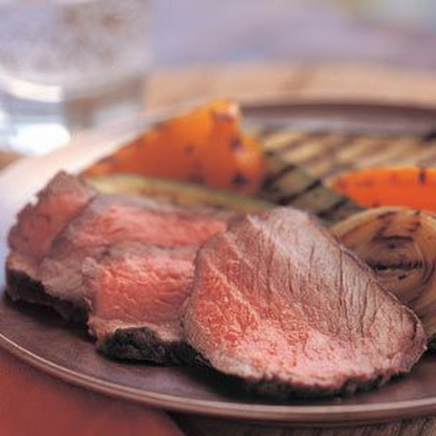 Grilled Tri Tip With Black Olive Aioli Recipe — Dishmaps