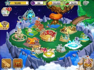 17 Dragon City App screenshot