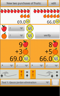 Apples and oranges 1 decimal- screenshot thumbnail