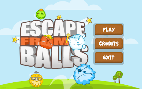 Escape from Balls- screenshot thumbnail
