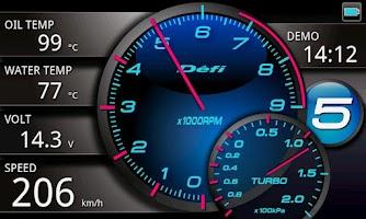 Screenshot of Defi Demo