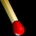 Knobelspiel mit Streichhölzern icon