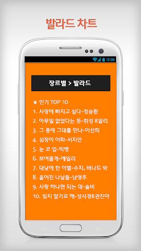 뮤직천국 2 - 무료음악감상 무료음악듣기 인기가요