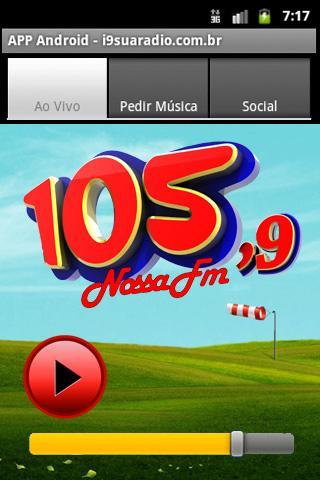 Nossa FM 105 9 Patos de Minas