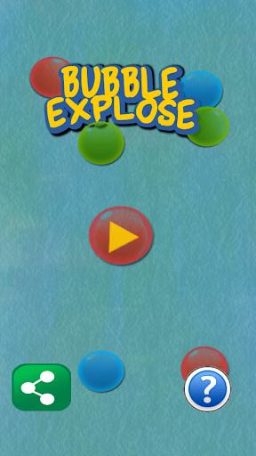 Bubble Explose