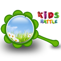 Kids game: meadow rattle free icon