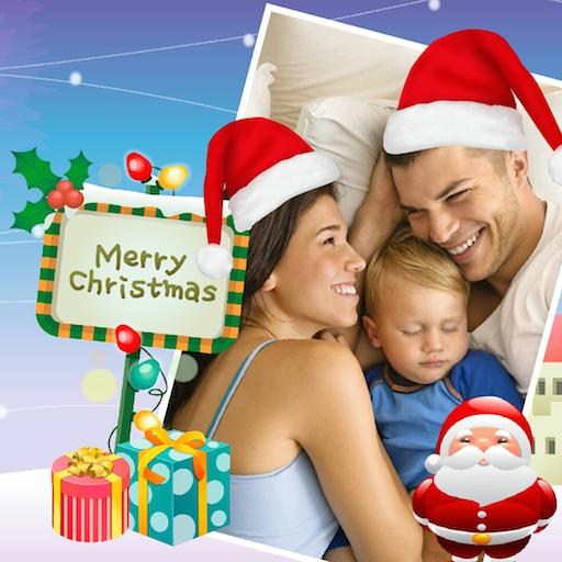 聖誕相框 攝影 App LOGO-APP試玩